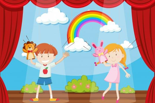 Abby London Puppet Show