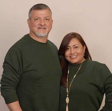 Carlos y Edna